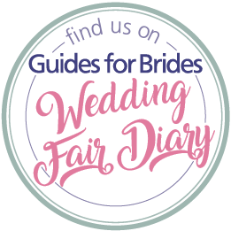 Find us on Wedding Fair Diary