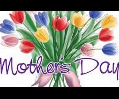 Mothers Day lunch - 31st March