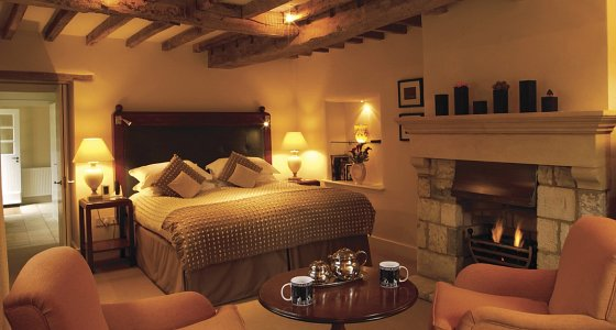 Award winning accommodation at the fireside