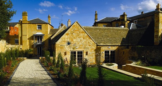 Nestled in the beautiful village of Chipping Campden