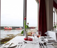 Enjoy a romantic break for 2 at the Dunollie Hotel in the Isle of Skye....