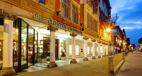 The 5* Chester Grosvenor joins Bespoke Hotels