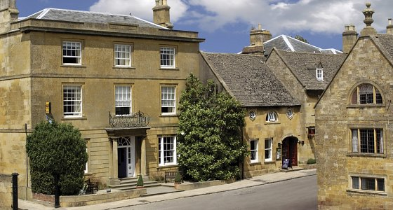 A picturesque Cotswold retreat