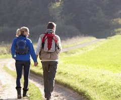 Explore a new location, with this fabulous walking break . It includes two night's Dinner Bed & Breakfast, plus walking maps, a packaged lunch and a hot drink on your return. From just £60.50 per person per night