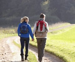 Explore a new location, with this fabulous walking break . It includes two night's Dinner Bed & Breakfast, plus walking maps, a packaged lunch and a hot drink on your return.  From just £55 per person per night