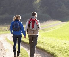 Explore a new location, with this fabulous walking break . It includes two night's Dinner Bed & Breakfast, plus walking maps ,a packaged lunch and a hot drink on your return. From just £57.50 per person per night