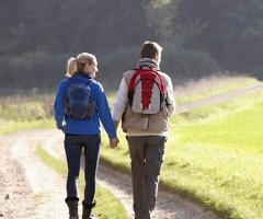 Explore a new location, with this fabulous walking break . It includes two night's Dinner Bed & Breakfast, plus walking maps, a packaged lunch and a hot drink on your return. From just £56.50 per person per night
