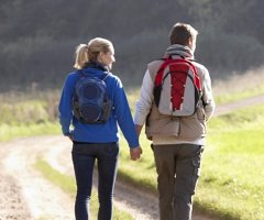 Explore a new location, with this fabulous walking break . It includes two night's Dinner Bed & Breakfast, plus walking maps , a packaged lunch and a hot drink on your return. From just £67pppn
