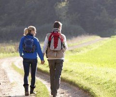 Explore a new location, with this fabulous walking break. It includes two night's Dinner Bed & Breakfast, plus walking maps, a packaged lunch and a hot drink on your return. From just £47.00 per person per night