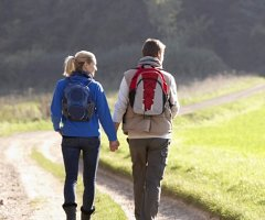 Explore a new location, with this fabulous walking break. It includes two night's Dinner Bed & Breakfast, plus walking maps, a packaged lunch and a hot drink on your return. From just £51.50 per person per night