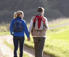 Explore a new location, with this fabulous walking break . It includes two night's Dinner Bed & Breakfast, plus walking maps , a packaged lunch and a hot drink on your return. From just £66.50 per person per night