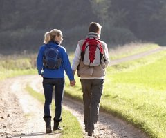Explore a new location, with this fabulous walking break. It includes two night's Dinner Bed & Breakfast, plus walking maps, a packaged lunch and a hot drink on your return. From just £45 per person per night