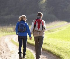Explore a new location, with this fabulous walking break. It includes two night's Dinner Bed & Breakfast, plus walking maps, a packaged lunch and a hot drink on your return. From just £50.00 per person per night