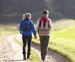 Explore a new location, with this fabulous walking break. It includes two night's Dinner Bed & Breakfast, plus walking maps, a packaged lunch and a hot drink on your return. From just £51.50 per person, per night.