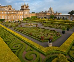 Get your tickets for Blenheim Palace and Gardens with our 2 night stay including breakfast each morning and dinner on one night.