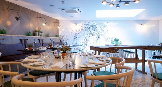 The restaurant and bar have also seen a profound transformation to both menu and décor