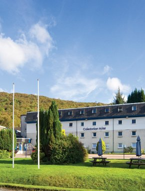 Caledonian Hotel, Fort William