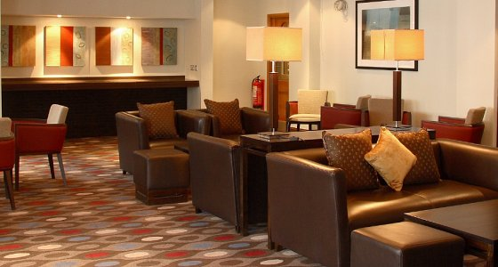 An excellent selection of seven air-conditioned conference suites available