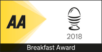 AA Breakfast Award Landscape 2018